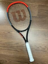 "New listing Wilson Clash 108 v1 4 3/8"" Tennis Racquet"
