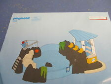 Bauanleitung für Playmobil 4468 Delfinarium Zoo