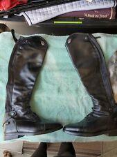 Parlanti tall boots essential field boot 38 lh+