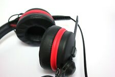 Sennheiser HD25 DJ Headphones With Custom Colored Pads + Spares 2yr warranty