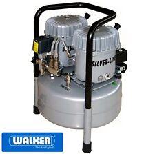 PLANET-AIR  (ehem. JUN-AIR) Kompressor Modell L-S100-25 - sehr leise nur 48dB(A)
