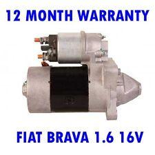FIAT BRAVA 1.6 16V HATCHBACK 1995 1996 1997 1998 - 2001 STARTER MOTOR