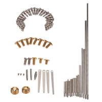 1 Set Saxophone Screws Shaft Rod Repair Tool Saxophone Replacement Parts