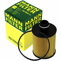 Original MANN-FILTER Ölfilter Oelfilter HU 7004/1 x Oil Filter