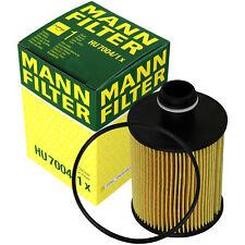 Original MANN-FILTER Ölfilter Oelfilter HU 7004/1 x Oil Filter