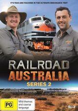 RAILROAD AUSTRALIA Series : Season 2 : NEW DVD