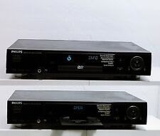 Philips DVD751 Home DVD/Video CD/CD Disc Player, Tested, Works Great!