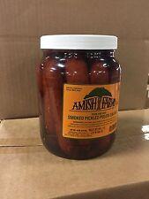 Amish Farms Smoked Pickled Polish Sausage