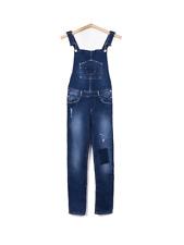 Salopette Jeans enfant Tiffosi Olgica Taille 11/12 ans 152 CM