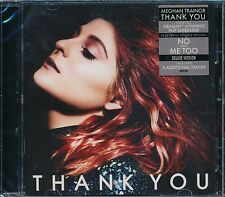 Meghan Trainor Thank You deluxe CD NEW additional tracks