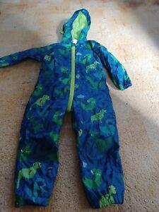 Boys Age 18-24 Months Mini Club Foldable Dinosaur Splashsuit