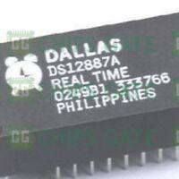 7PCS IC MAXIM/DALLAS DIP DS12887 DS12887+