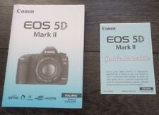 Canon 5d mkII manual EN FR