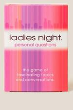 Ladies Night Personal Questions Game Of Fascinating Topics And Conversations