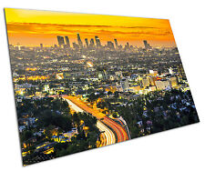 LOS ANGELES WALL ART LARGE A1 POSTER 33 X 23 INCH
