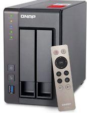 QNAP TS-251+ 2G NAS 2 GB RAM