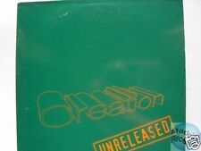 "OASIS ACQUIESCE PROMO CD ""CREATION"" card sleeve"