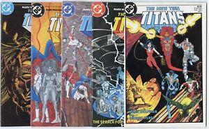 New Teen Titans #1- 31  Complete Run,  Annual 1, 2  avg. NM 9.4  DC  1984