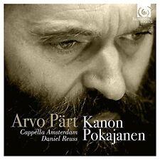 Cappella Amsterdam - Arvo Part Kanon Pokajanen [CD]