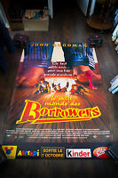 THE BORROWERS 4x6 ft Bus Shelter Vintage French Movie Poster Original 1998