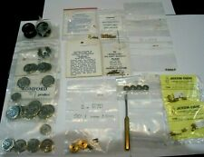 More details for collection of romford wheels, worm and gears, washers, bearings, crankpins etc.,