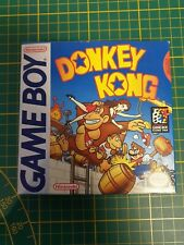 RARE NEW NEUF Nintendo Game boy Gameboy DONKEY KONG OVP BOITE Boxed DMG-QD-USA