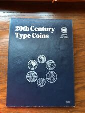 20th Century type Coin Set In BU/AU condition with Key Dates!  Tremendous Set!