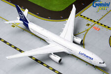 "Gemini Jets 1:400 Lufthansa Airbus A330-300 ""New c/s"" D-AIKO GJDLH1831 IN STOCK"