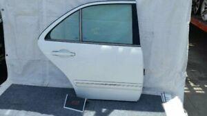 2001 Mercedes-Benz E430 - Rear Passenger Door Shell - 2107302405 9143
