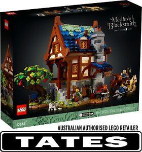 LEGO 21325 Ideas Medieval Blacksmith - IDEAS from Tates Toyworld