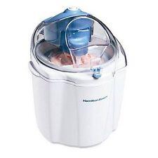 Ice Cream Frozen Yogurt Gelato Sherbet Custard Maker Machine Automatic 1-1/2 Qt