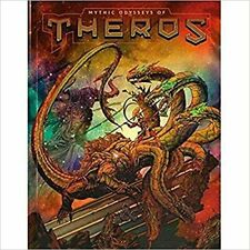 Dungeons & Dragons - Mythic Odysseys of Theros (Alternate Cover) - D & G - NEW