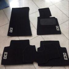 BMW E30 carpets mats BBS logo E30 LOGO Blank