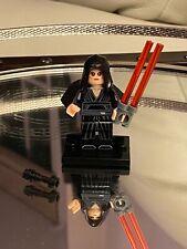 Star Wars Custom Brick Lego Compatible Model MiniFigure Dark Rey Sith Lord