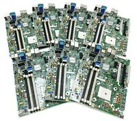 Lot of 7 HP 676196-002 Pro 6305 Socket FM2 DDR3 SDRAM Desktop Motherboard Tested