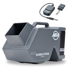 American DJ ADJ Bubbletron GO Battery or Mains Bubble Machine + Wireless Remote