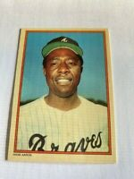 1985 Topps Hank Aaron #1
