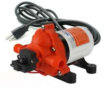 New Seaflo 3.3 gpm AUTOMATIC WATER PUMP RV BOAT 110V AC 35psi 4 Year Warranty!