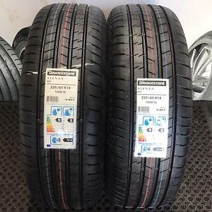 2x NEW 225/60/18 104W XL BRIDGESTONE ALENZA RUN FLAT  Tyres  PREMIUM TYRES