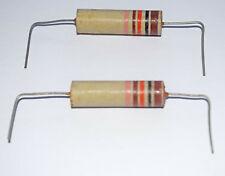 10K 1% ERIE 1W HIGH STABILITY RESISTOR TYPE 100 - 2 PIECES