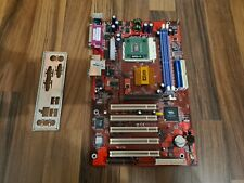 PC Chips M811 Rev 3.1 MainboardSockel A (462) +AMD Geode NX 1750 Prozessor