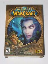 World of Warcraft (PC 2004 - Windows 2000/XP Mac)  -  #TT107
