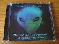 CD Album: Tangerine Dream :  Phaedra Revisited
