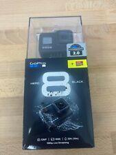 GoPro Hero 8 Camcorder with 32Gb Sd Card - Black (Chdsb-801)