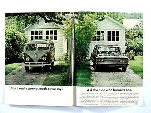 Red Original Volkswagen Auto Advertising For Sale Ebay Someone something something talking about volkswagen stuff me: ebay
