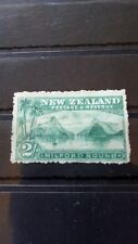 New Zealand 1898 Pictorials 2/- Milford MINT!!