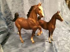 Breyer Traditional 5 Gaiter and Saddlebred Weanling