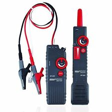 NF-820 Underground Cable Finder Wire Locator High &Low Voltage Cable Tester Find