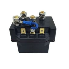Heavy Duty 200 amp 24v Electric Winch Albright Style Solenoid Block Up to 4500lb