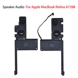 2Pcs Laptop Speaker Set Left Right Loudspeaker Amplifier Horn Replacement